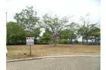 Kavling Depan Taman Cluster Ngantong Luas Tanah 478m di De Cajuputi, De Park-BSD (KM9)
