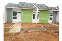 rumah  bersubsidi 2 kamar tidur bebas banjir tanah darat