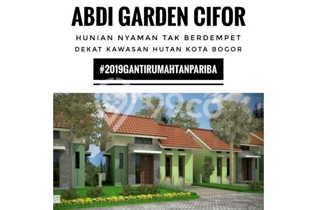 RUMAH KONSEP TAMAN DI BOGOR   ABDI GARDEN CIFOR 22689810