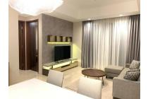Branz Simatupang 2+1BR on the Low Floor   Fully Furnished