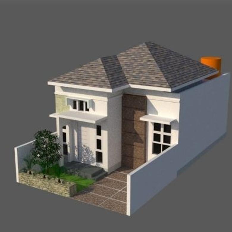 Pertama Residence Dekat Sekolah SLTA KPR DP RP0