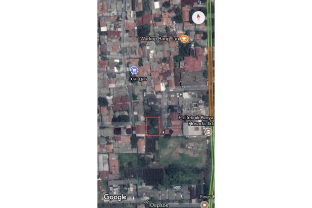 Rp8,71mily Tanah Dijual