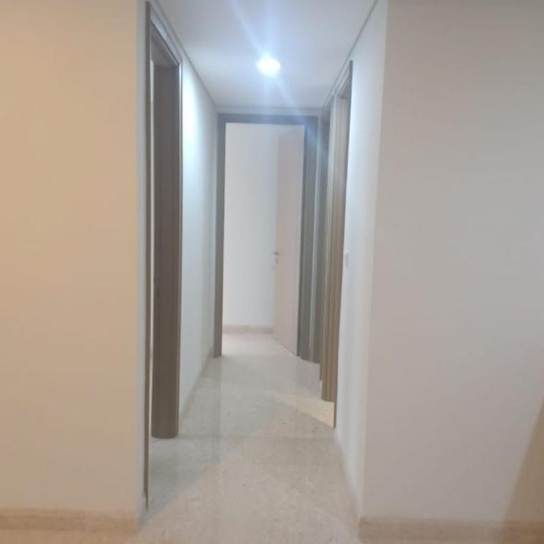 Apartemen Gold Coast PIK, 3 BR Tower Bahama (113 m2)