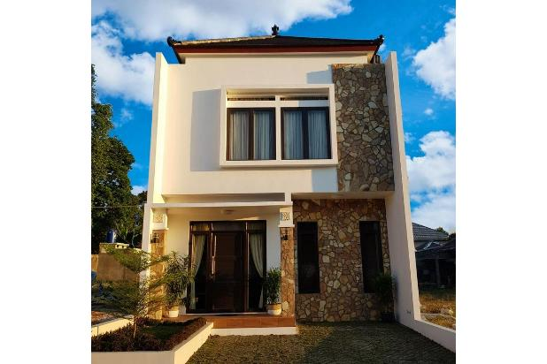 Rumah 2 Lantai di Cibubur Paling Dekat ke LRT, TOL Cibubur