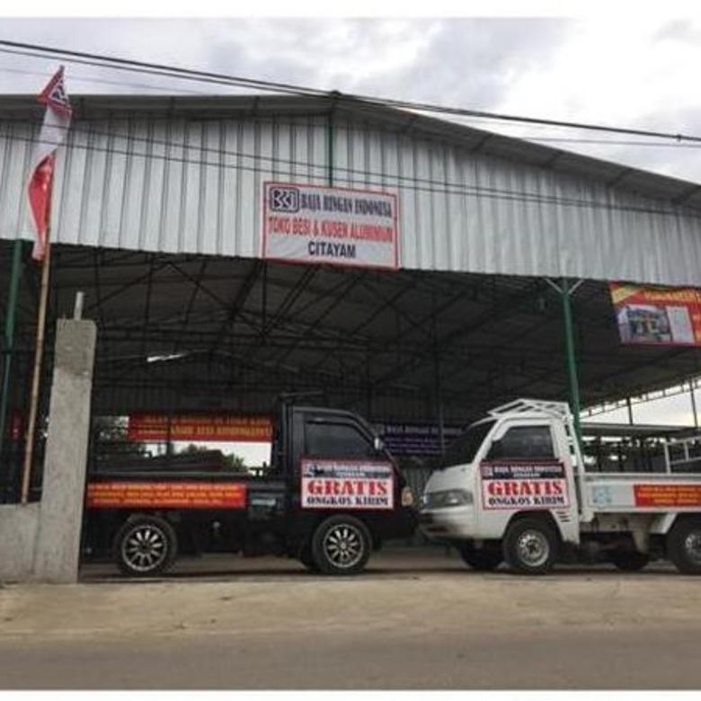 Dijual Tanah Strategis ,Bebas Banjir di Jalan Raya Tugu Macan