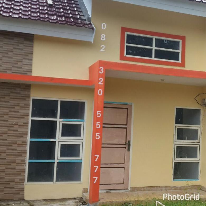 rumah siap huni dekat polda,bandara,toll,gor,asrama haji