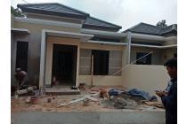 Rumah baru murah jakarta timur siap huni cash kpr