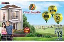 Grand Amarillo di Gading Serpong DP Hanya 5%