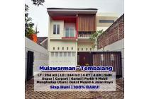 Dijual Rumah Baru Tembalang Semarang