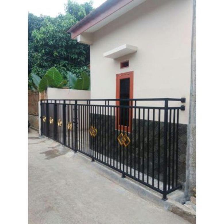 Dijual Rumah Baru Nyaman di Perumahan Cikampek Berseri AG1044