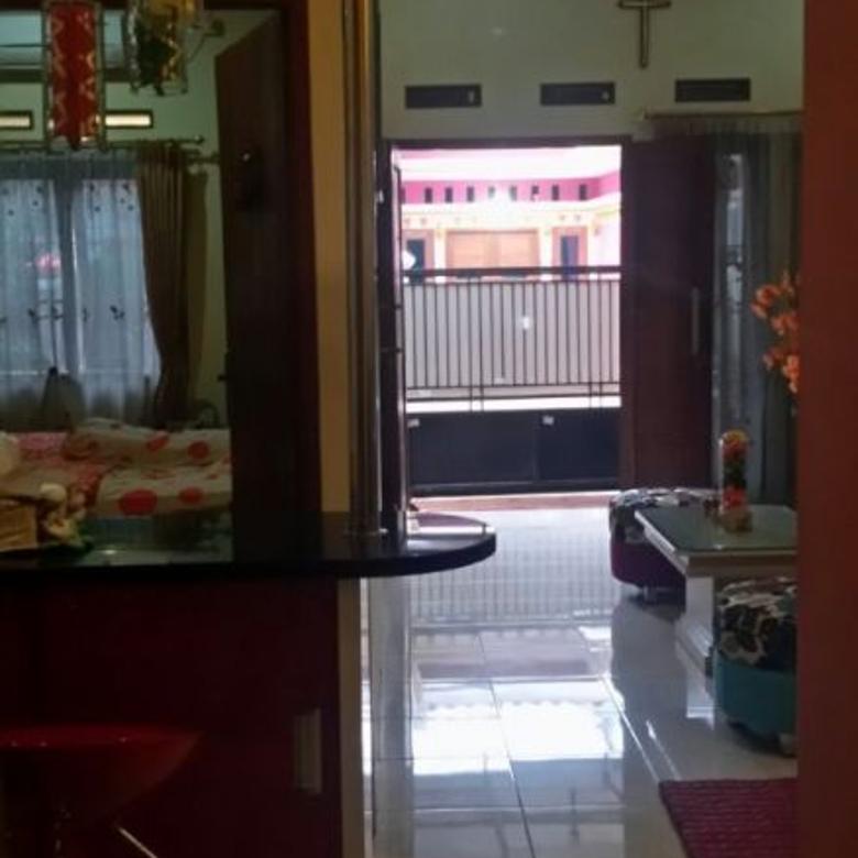 Siap Huni, Bebas Banjir Rumah Dijual Di Bintara Loka Indah Bek