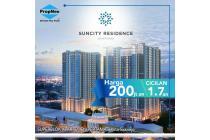 Suncity Residence. By Indraco. Apartement di kota Sidoarjo