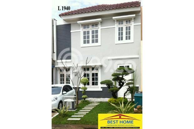 Hunian cantik rumah siap huni harga NEGO di legenda wisata 14419370