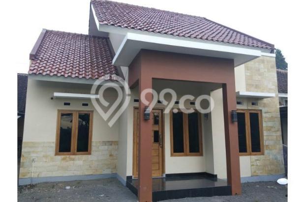 Rumah Dijual Berbah Bangunan Masih Baru Baru
