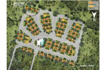 Villa and residence The Qubix Lembang