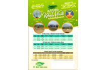 Dijual Kavling Vanili Pertama dan Terbesar di Indonesia