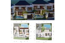 Rumah Bagus Mewah Konsep Villa diKetewel Bali Lokasi Strategis
