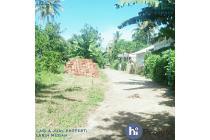 10 Are Tanah di Kuta Mandalika Lombok tengah T428