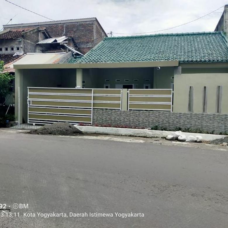 Rumah Siap Huni Dekat Terminal Giwangan Dan Pusat Kota Yogya