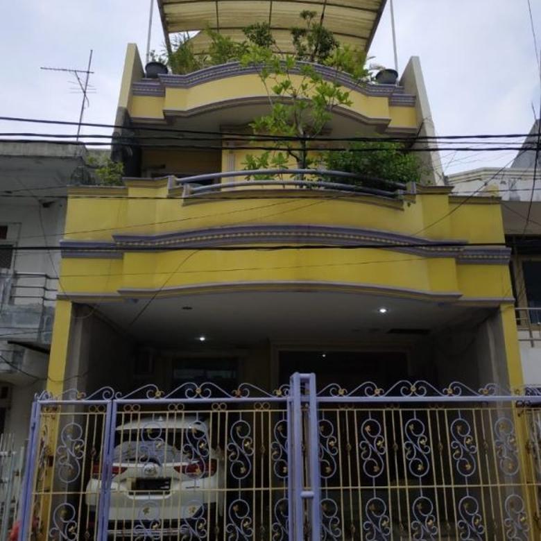 Rumah Semifurnished Sunter Nusantara