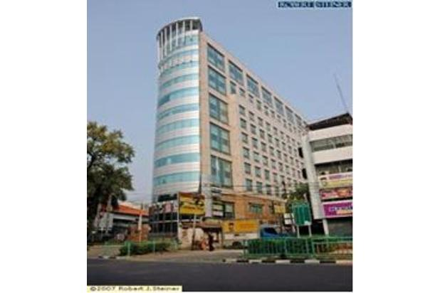 Disewa Ruang Kantor 512 sqm di Wisma BSG, Gambir, Jakarta Pusat 14019471