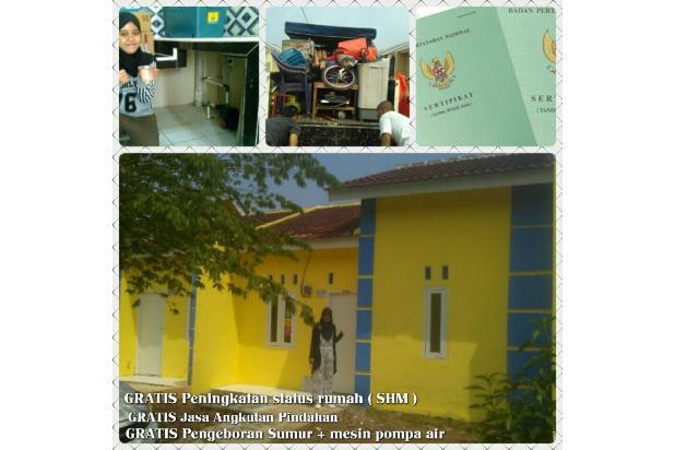 Rumah Minimalis DP SUKA - SUKA !!! 19010606