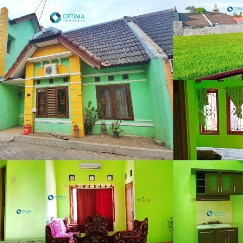 Rumah dalam perumahan Condong Catur dekat UGM Seturan Gejayan