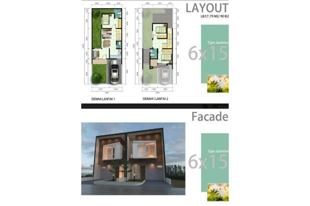Rp3,26mily Rumah Dijual