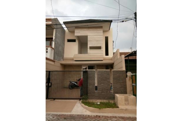 Rumah Manyar Tirtoyoso New Gress Minimalis LT 99 (6x16,5) / LB 150 Kt 3+1 K 16579073