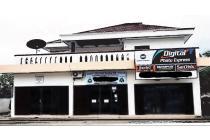 Rumah + Ruko/Kantor Dijual di Ambon