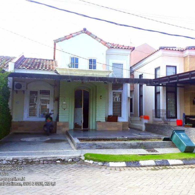 Dijual Rumah Elegant di Komplek Grand Garden Palembang