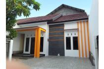 Rumah Strategis Minimalis di Perum Pondok Candra Waru