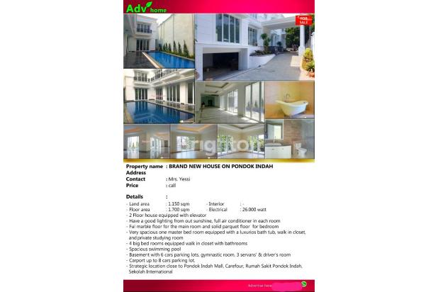 Rp86,5mily Rumah Dijual