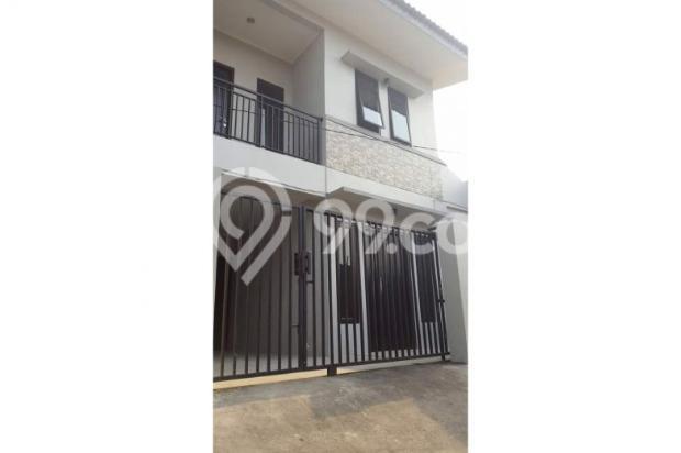 Rumah 2 Lantai di Jatiwarna Bekasi Strategis 12274097