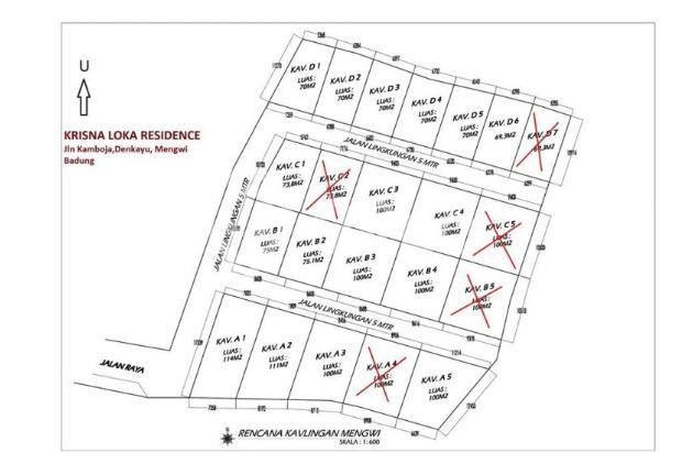 Rumah Baru Sangat Murah di Mengwi Dekat Taman Ayun 16893634