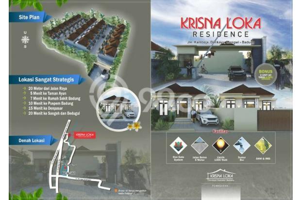 Rumah Baru Sangat Murah di Mengwi Dekat Taman Ayun 16893636