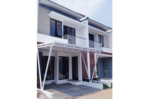 Rumah Murah Dekat CBD Bintaro Jaya 2 Lantai 3 Kt Surat SHM