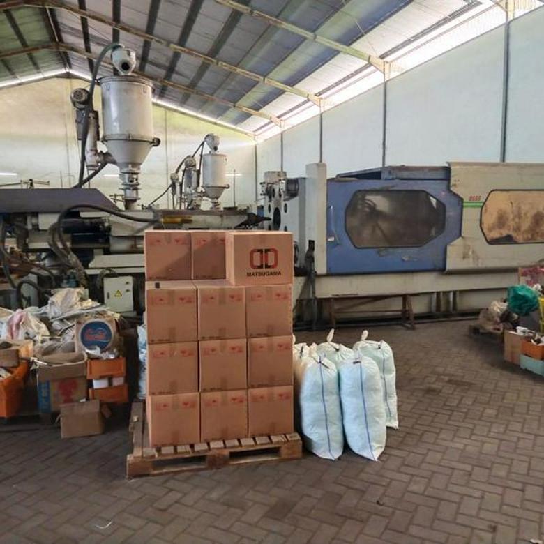 Pabrik Di Pandaan, Pasuruan