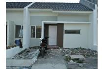 Rumah baru Gress budget murah, lokasi barat Surabaya dekat exit toll