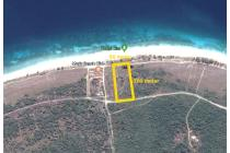 Dijual tanah loss pantai Kita Mananga Aba Sumba Barat Daya NTT