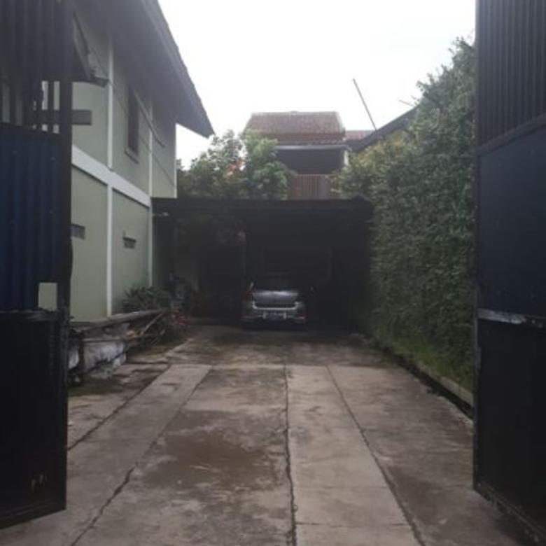 Rumah Kantor Dijual/Disewakan di Antapani Bandung Strategis