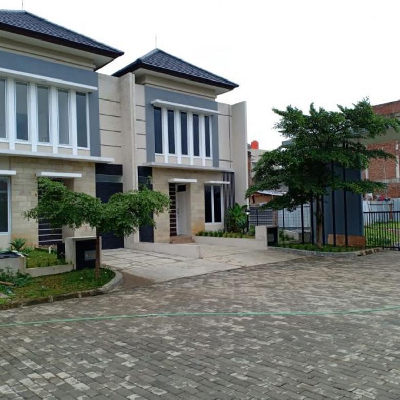 Rumah 2 Lantai Dekat Stasiun dan Toll Dp murah Hanya 10jt