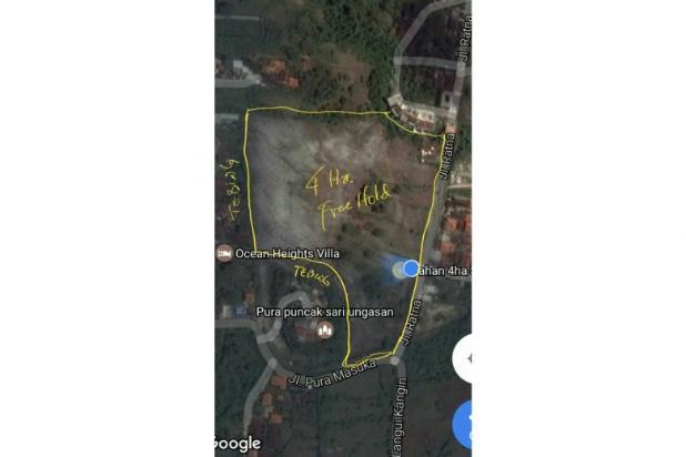 Rp317mily Tanah Dijual