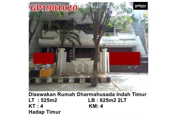 Rp225jt/thn Rumah Disewa