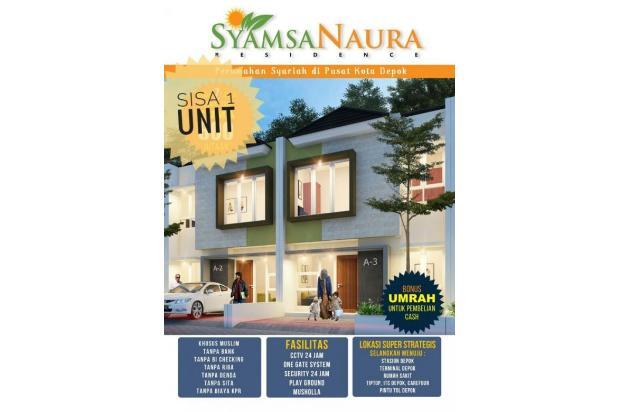 Rumah 2 lantai dekat Kampus UI Gunadarma Syamsa Naura Tole iskandar Depok 18273303