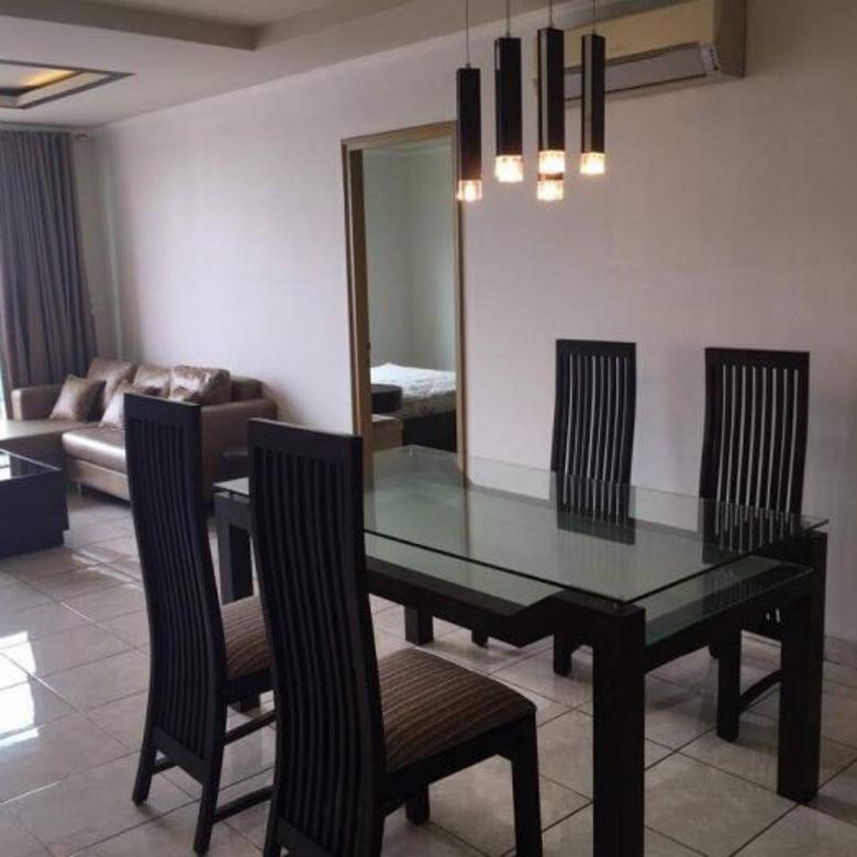 KODE:02452, Apartemen Dijual/ Disewa MOI, Tower Evian, Tipe 3+1 KT,FF