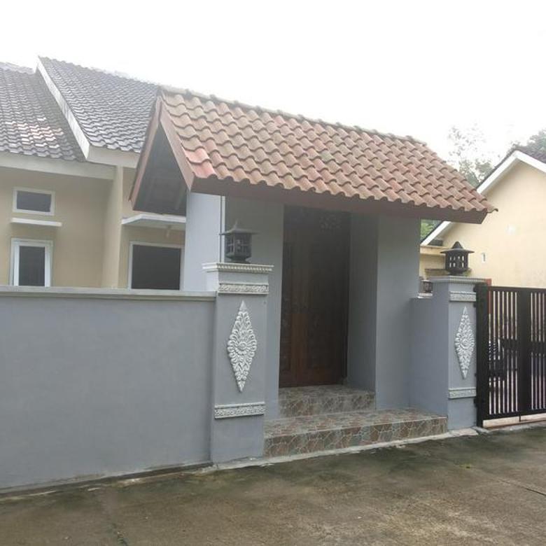 Villa Full Furnished - Pemandangan Sawah, Sayegan, Sleman