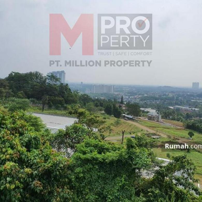 Kavling Best View di Cluster Northridge, Sentul City Bogor