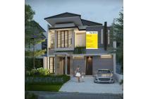 Rumah new gress minimalis di citraland surabaya barat