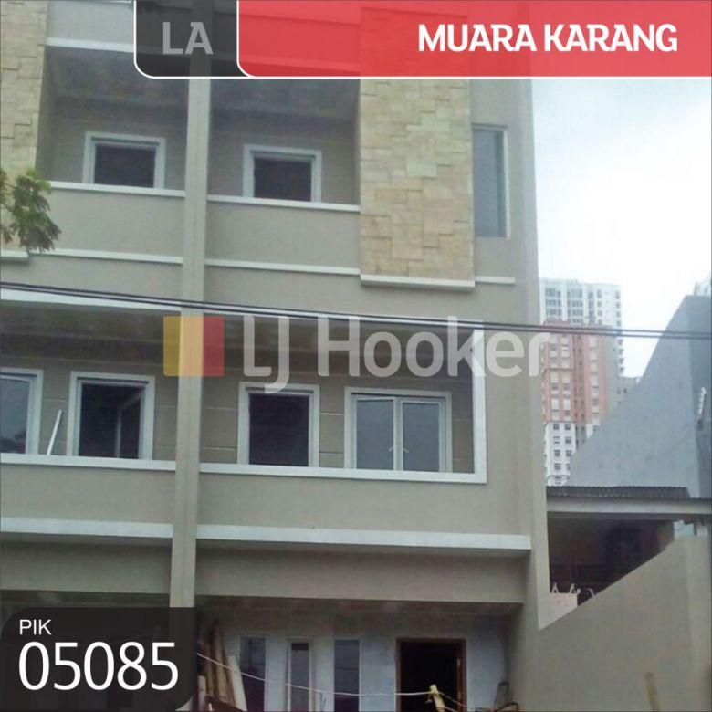Rumah Muara Karang, Jakarta Utara